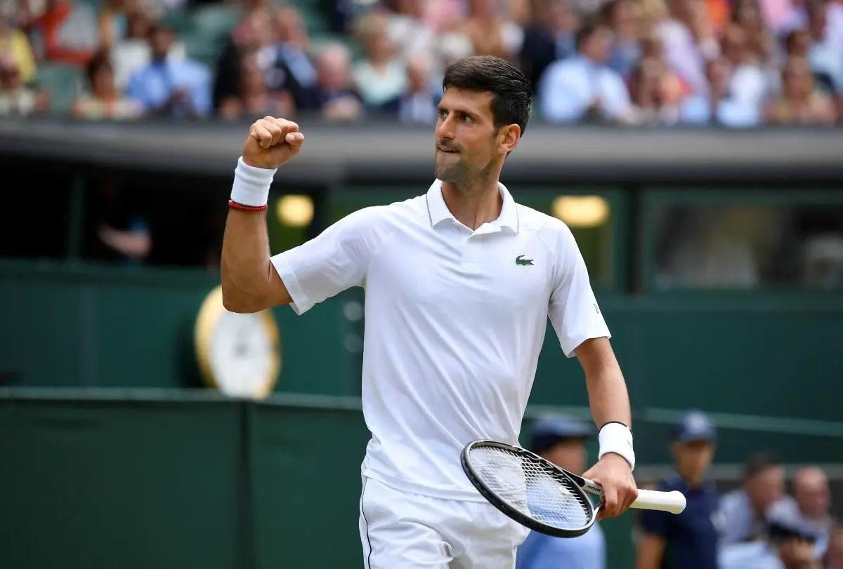 Djokovic Sets Up Agut Semi-Final Showdown