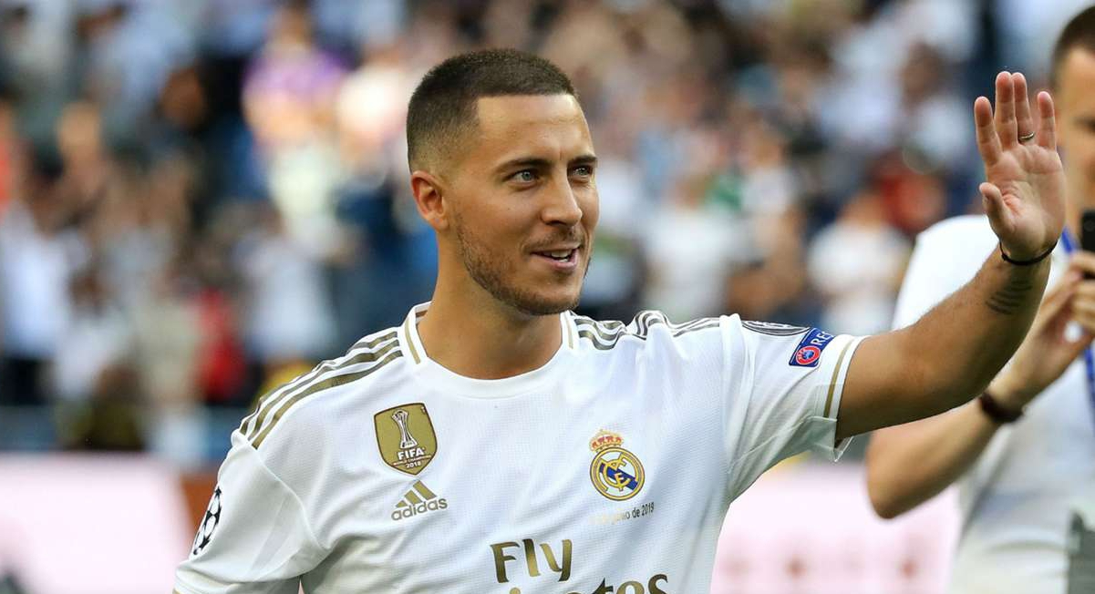 Hazard: I Want To Play, Score Goals, Win Trophies With Madrid