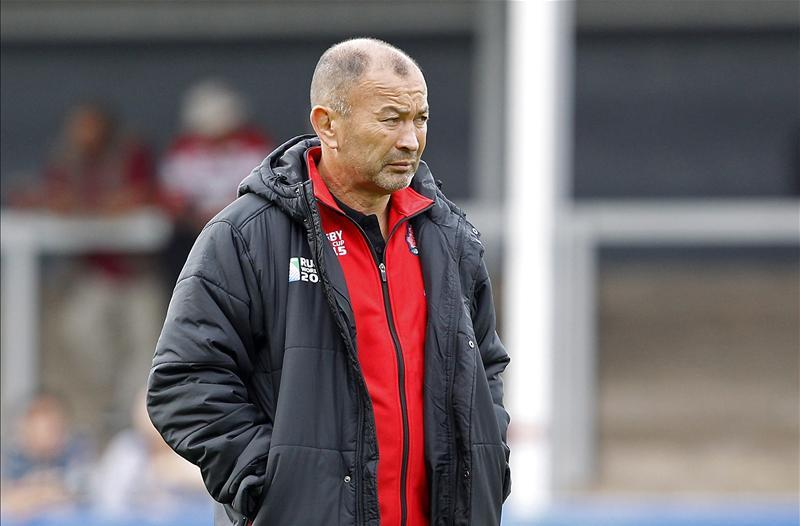 Jones Backs England Over World Cup Discipline