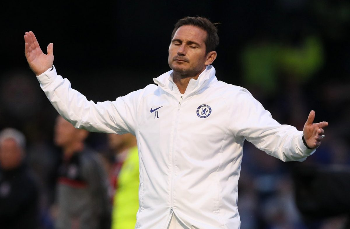 Lampard Reveals Fitness Issues