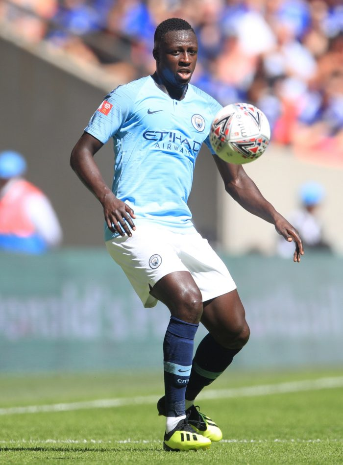 Mendy On The Mend
