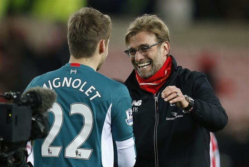 Mignolet's Agent Says keeper Wants Out At Liverpool