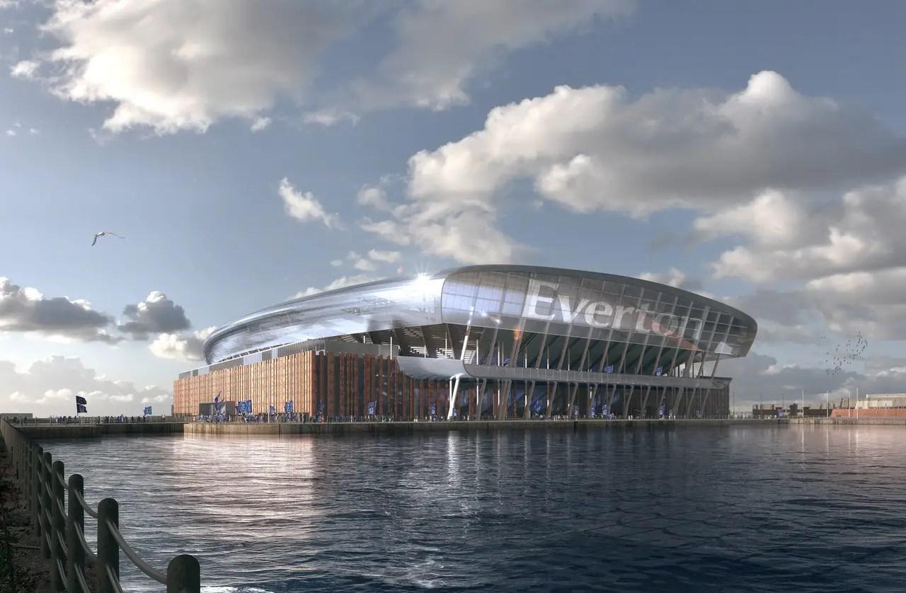 New Stadium Designs Excite Baines