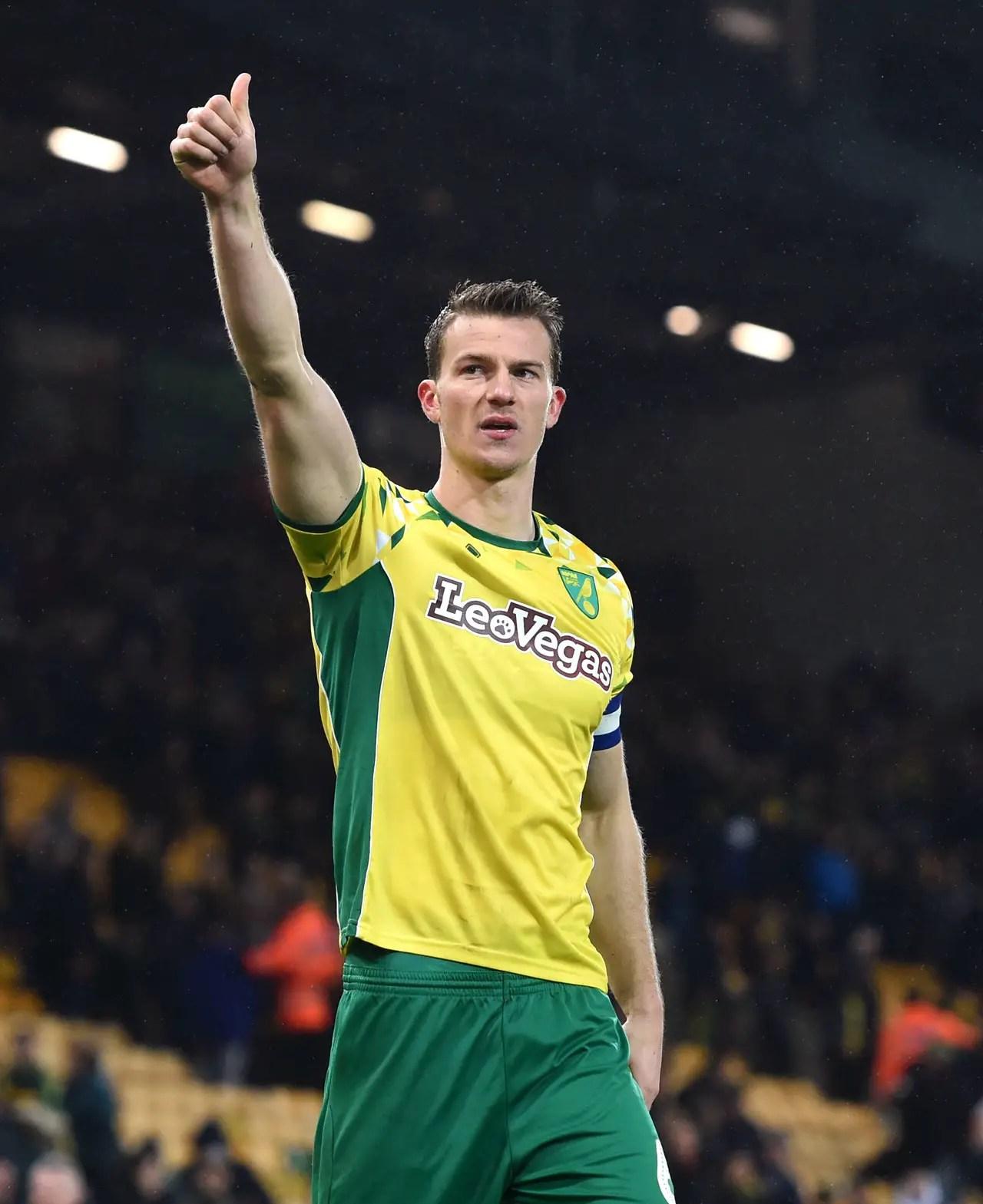 Norwich Extend Christoph Zimmermann Stay