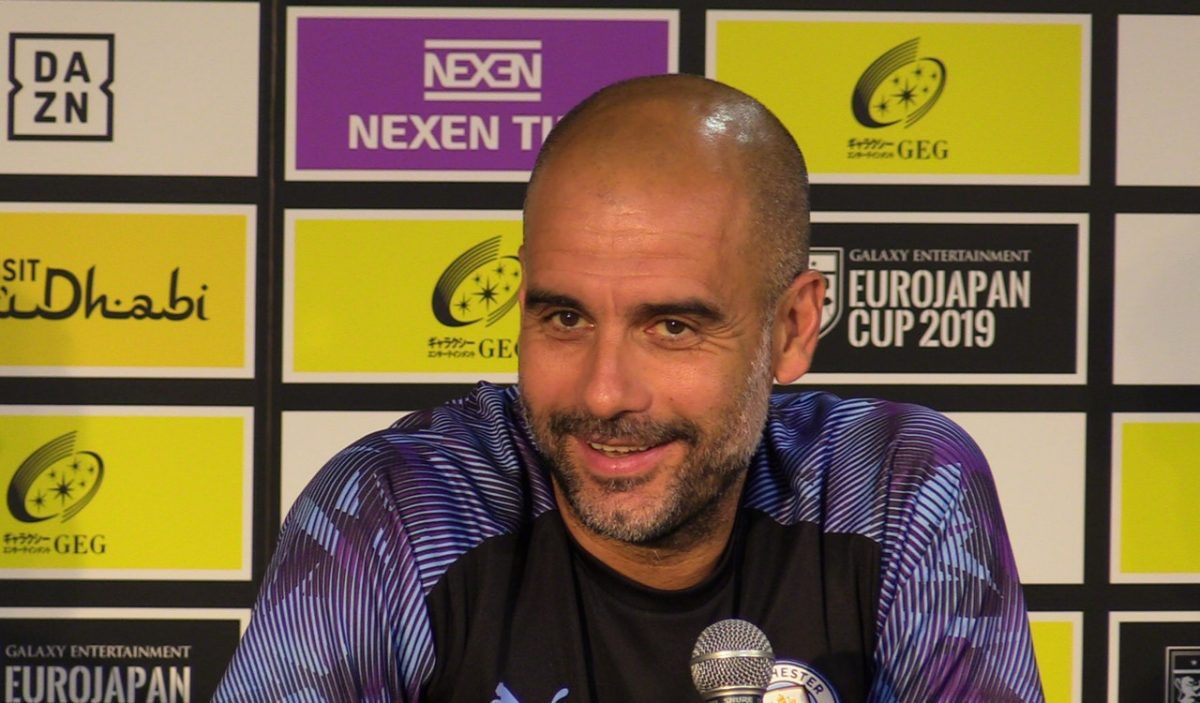Pep Happy With Perfect Ending