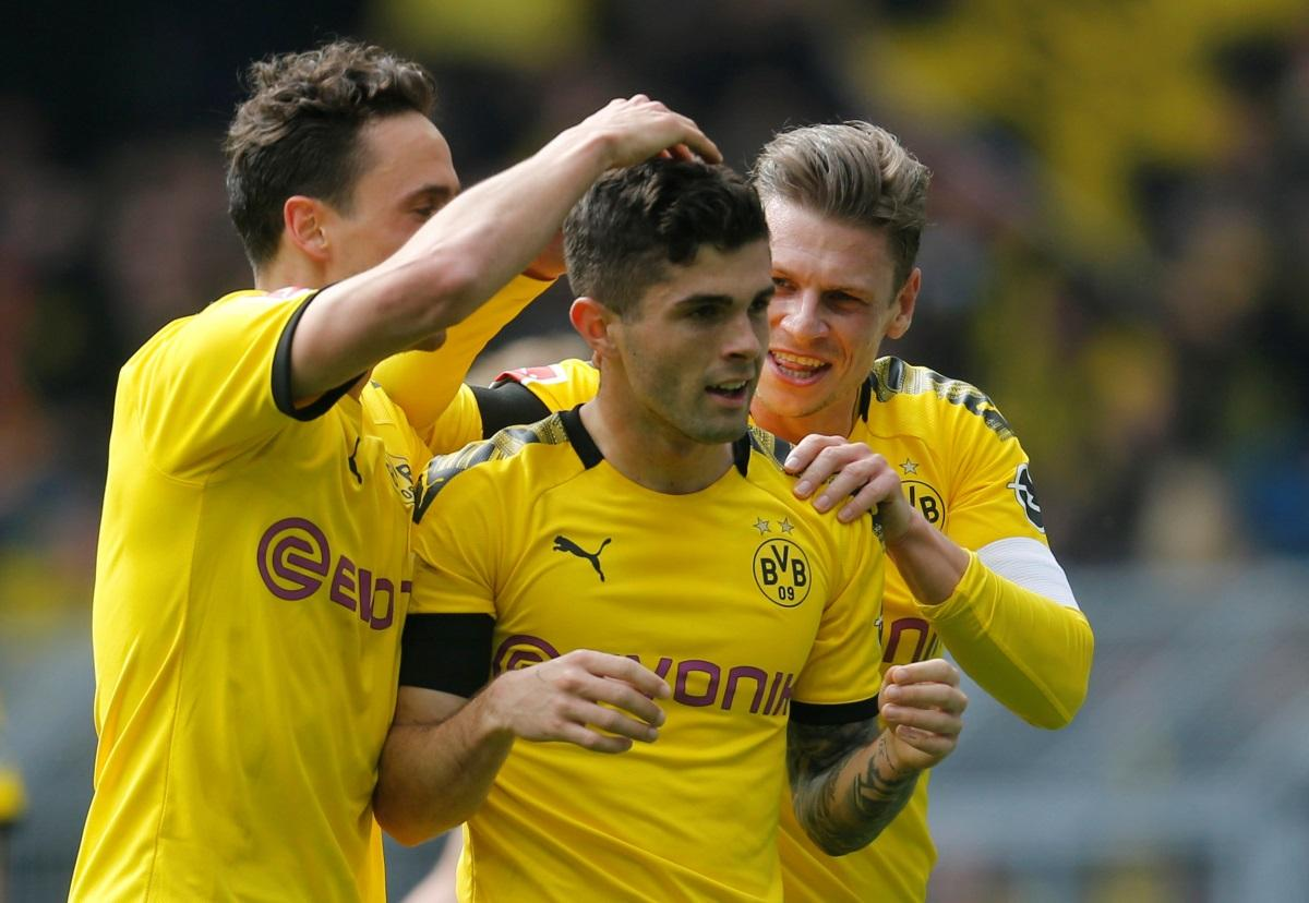 Pulisic Thrilled To Be Working Under Lampard