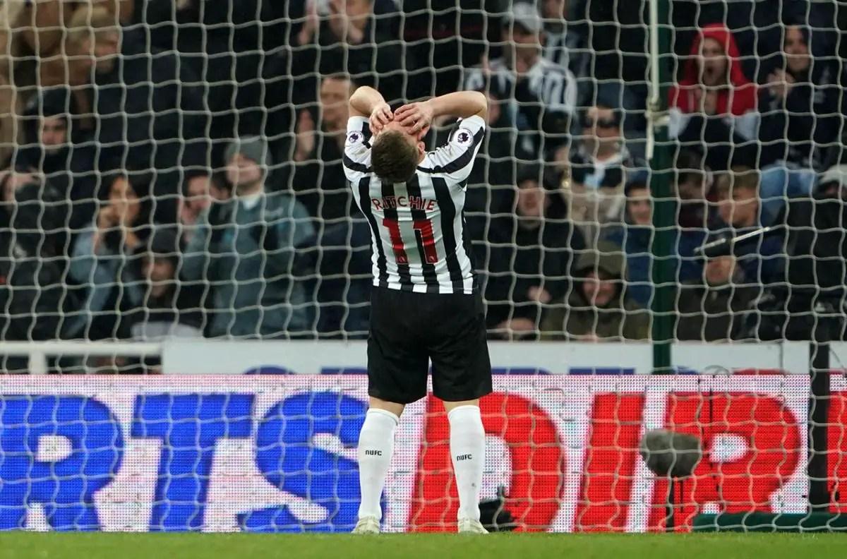 Ritchie Admits Sadness At Losing Benitez