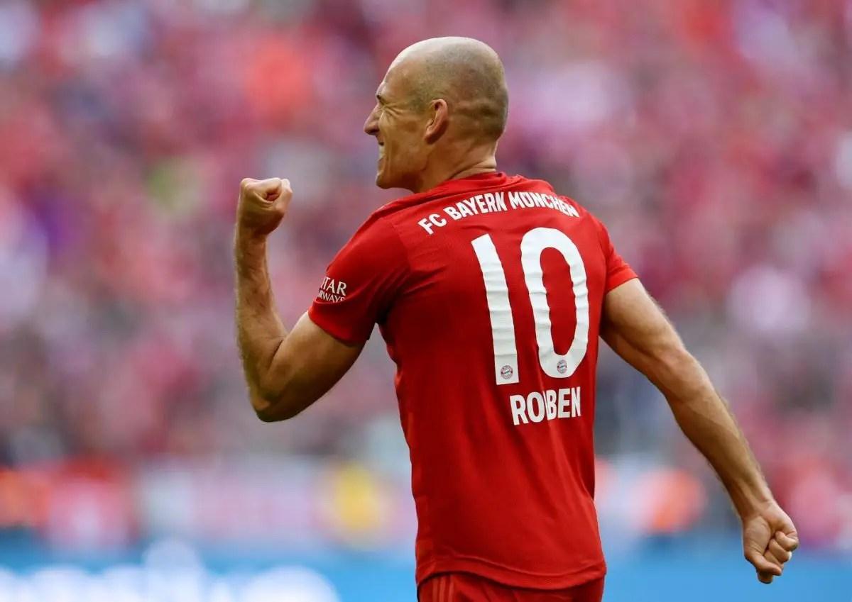Robben Calls It Quits