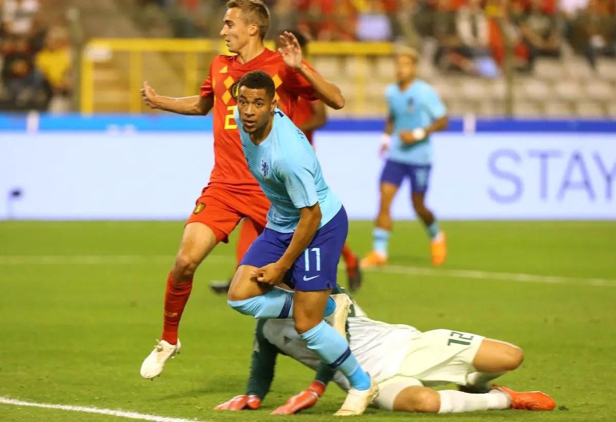 Saints To Go Dutch With Groeneveld Bid