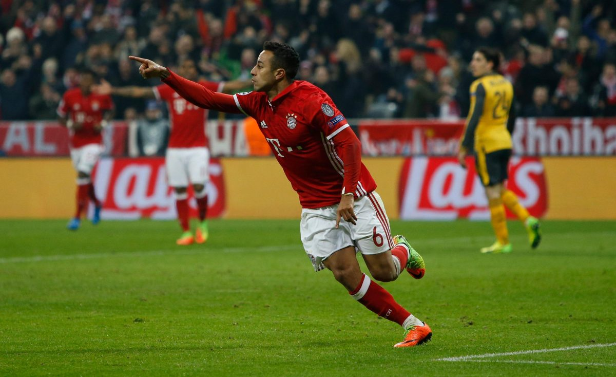 Thiago Eager For Real Battle