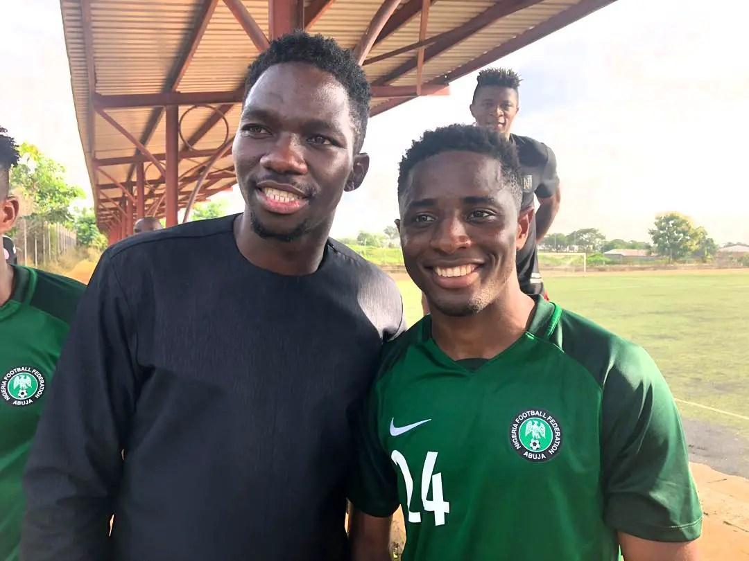 Makanjuola Joins CD Leganes; Links Up With Omeruo, Awaziem At Laliga Club