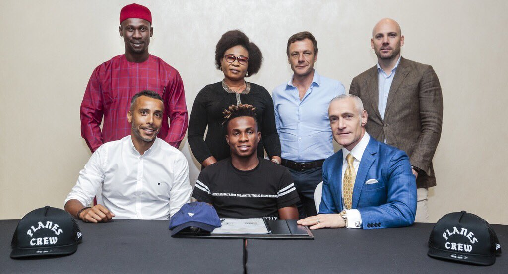 Chukwueze Signs Up With Jay-Z's Roc Nation Sports