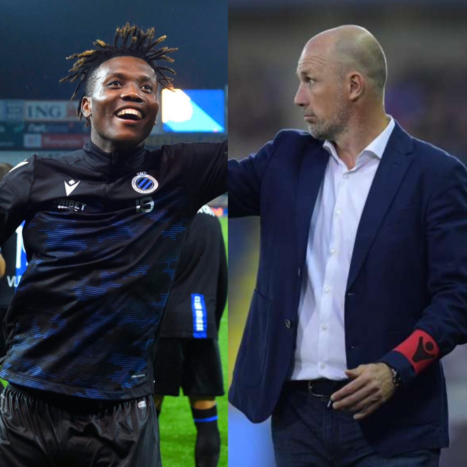 Brugge Coach, Clement: Okereke Will Be Big Hit For Us