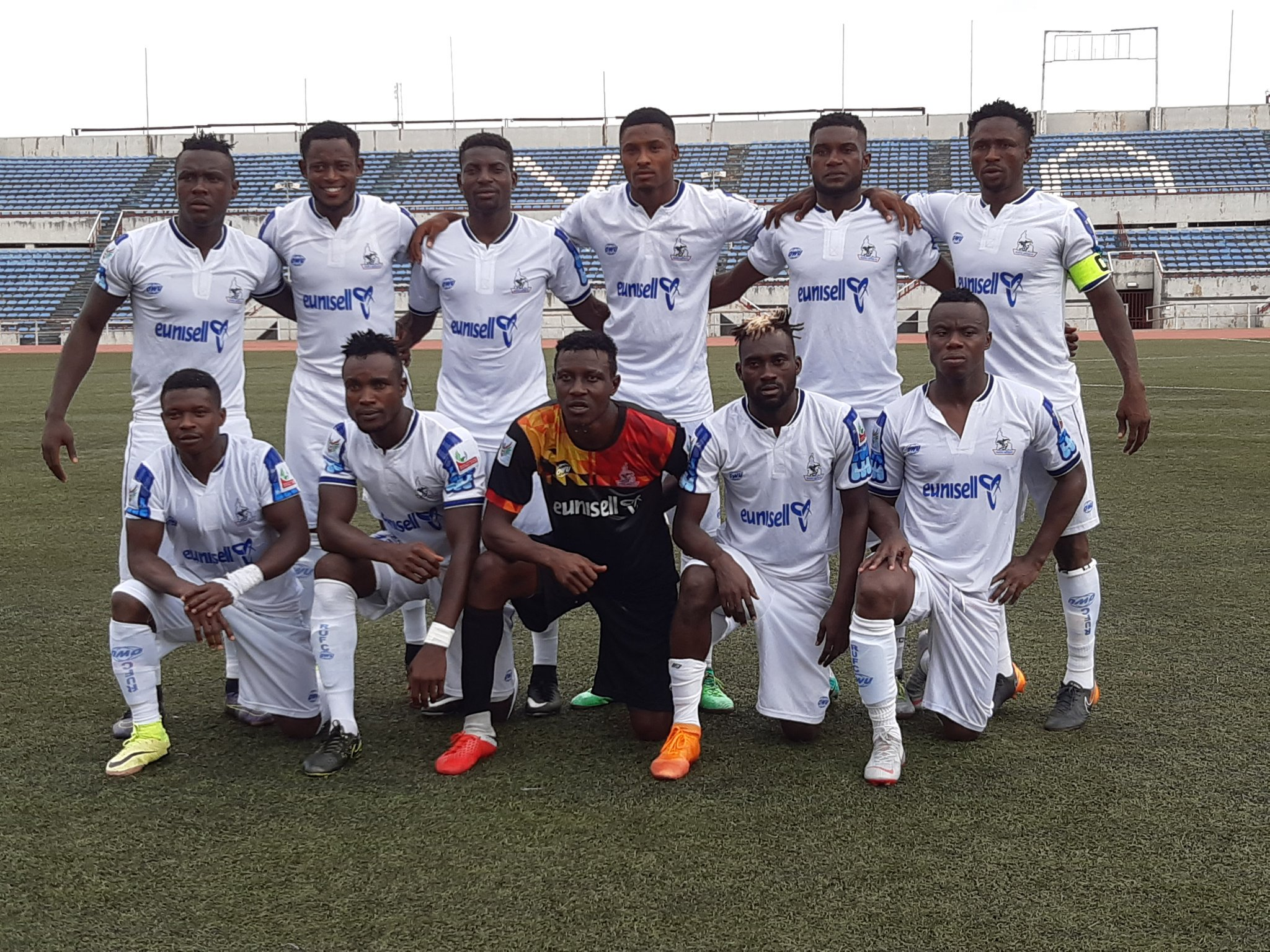 Rivers United Open Camp For 2019/20 Season August 4