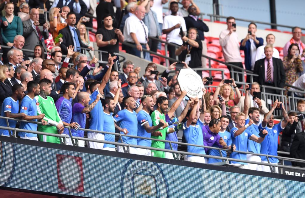 Man City Pip Liverpool On Penalties To Win Community Shield