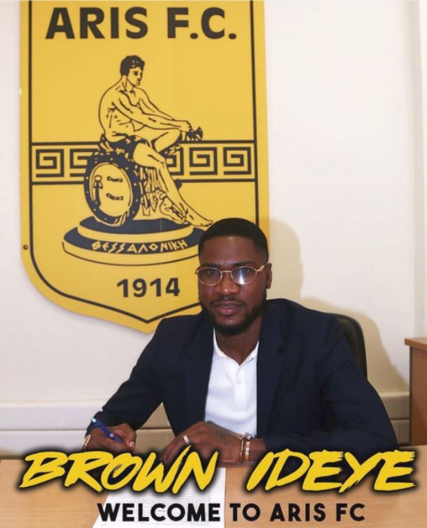 INTERVIEW – Ideye: This Is My Time To Revive My Career At Aris