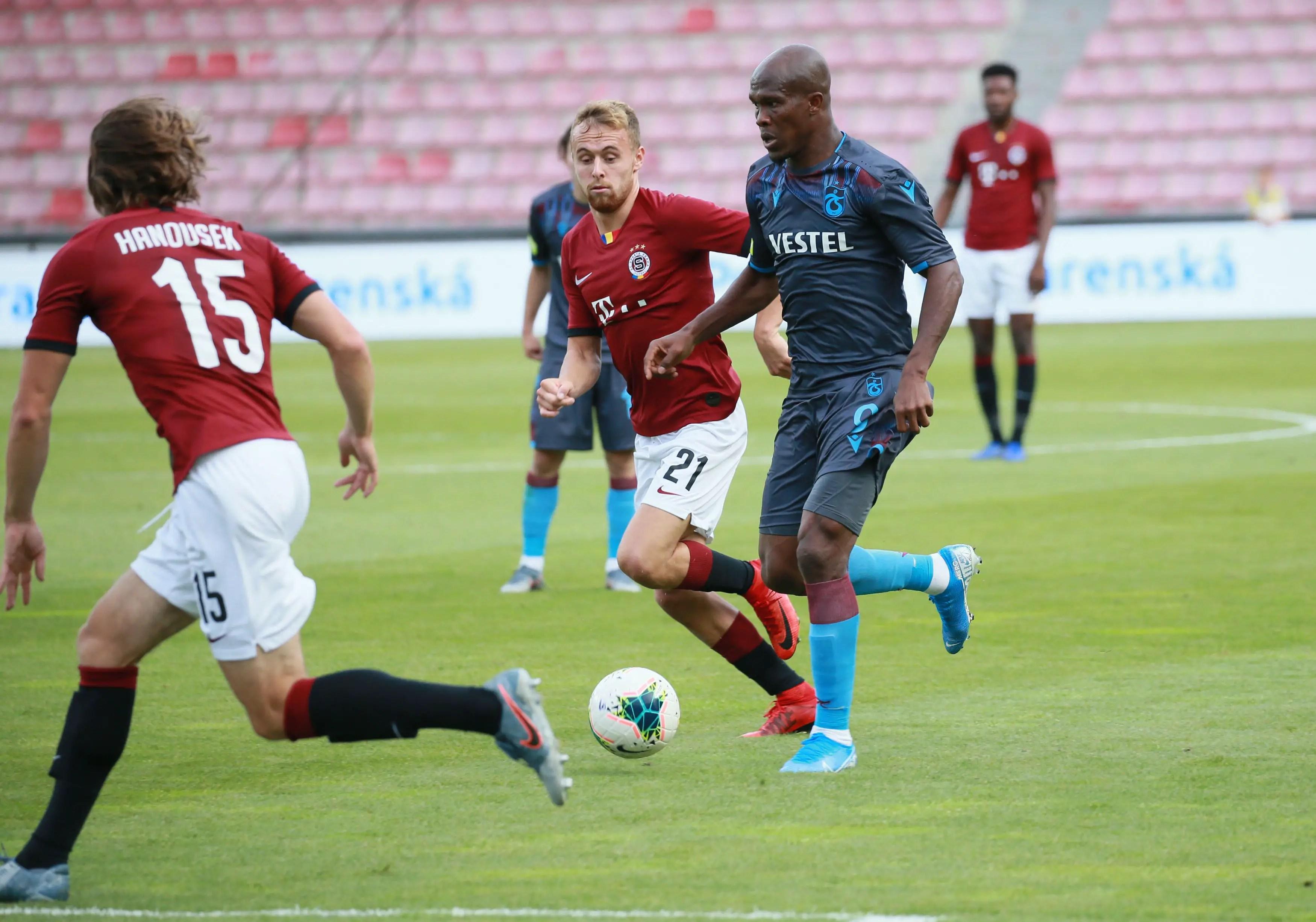 Europa League: Mikel Starts,  Nwaekeme In Action As Trabzonspor Hold Sparta Prague