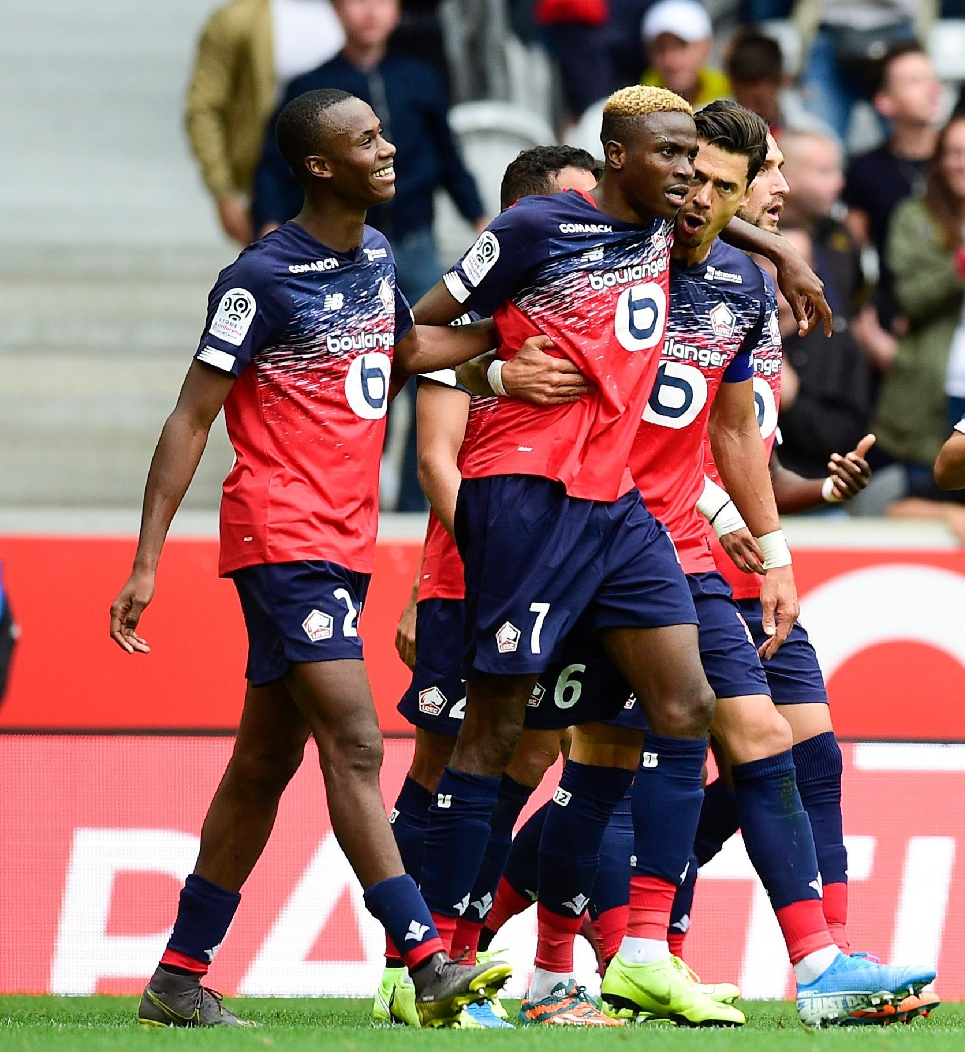 Lille Manager, Galtier:  Osimhen Is Good Team Player, Real Scorer