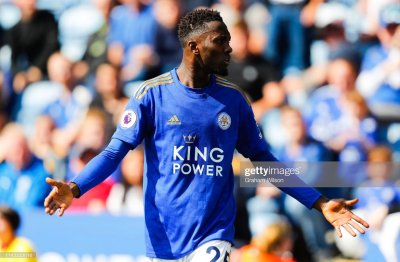 Ndidi Disappointed With Leicester City Home Draw Vs Wolves