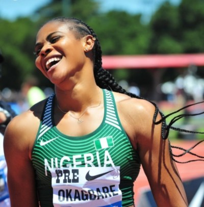 blessing-okagbare-iaaf-diamond-league-muller-grand-prix-tobiloba-amusan-athletics