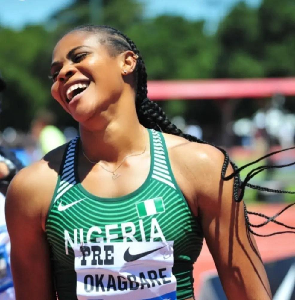 Okagbare, Brume, Amusan Out of $500k World Athletics Welfare Fund