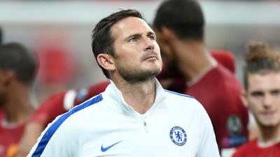 Lampard admits Chelsea face tough battle to finish in top six