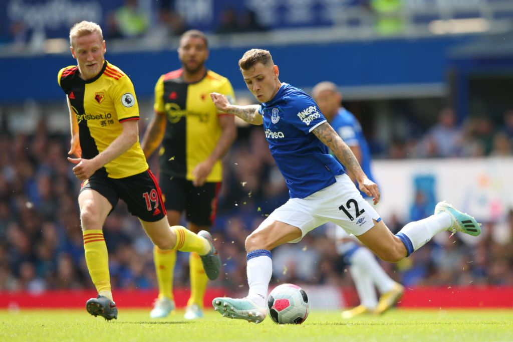 EPL: Iwobi Benched; Success, Dele-Bashiru Absent In Everton Win Vs Watford
