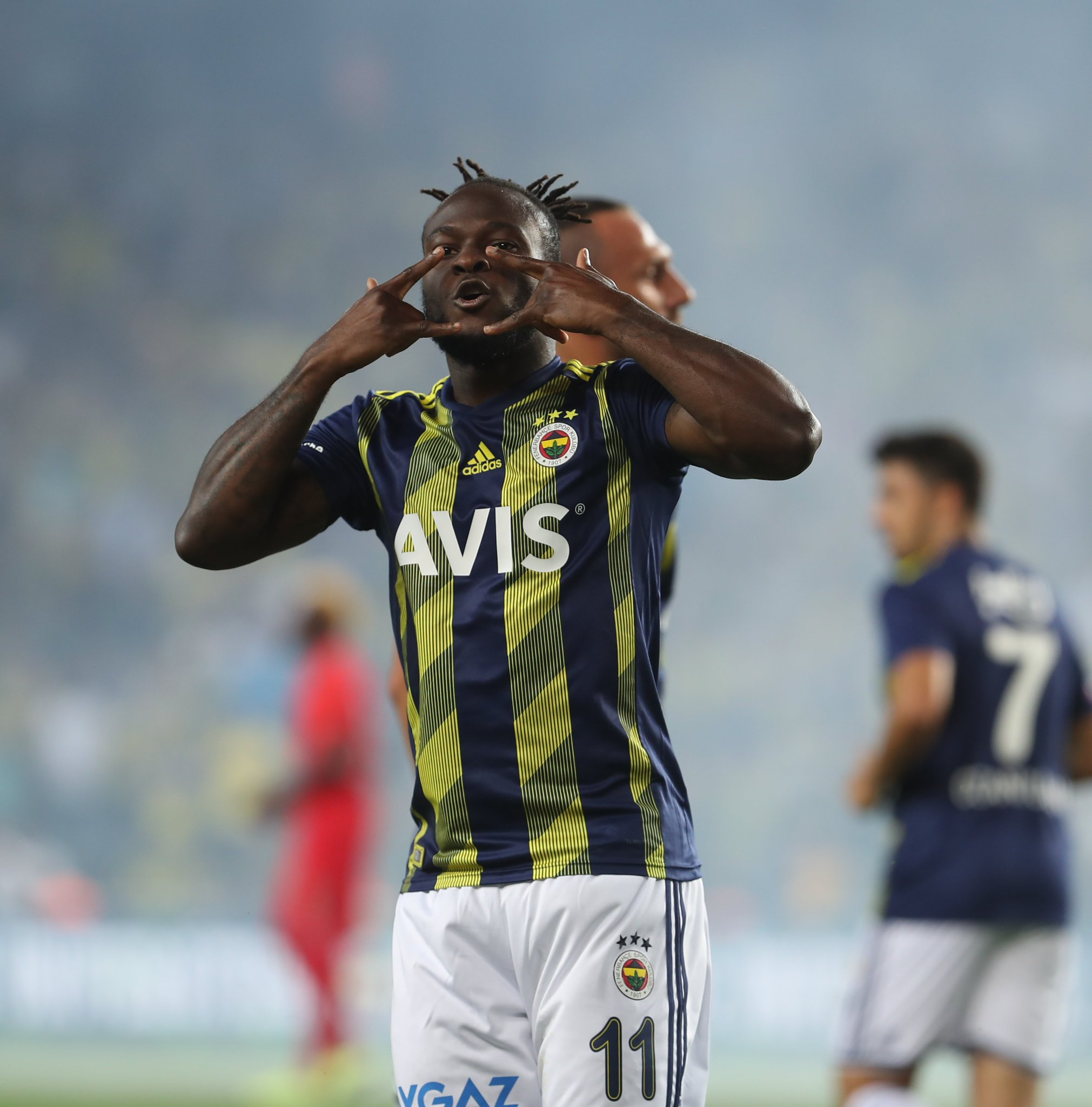Turkish Super Lig: Moses Scores,   Bags Assist  In Fenerbahce 5-0 Rout Of Gaziantep