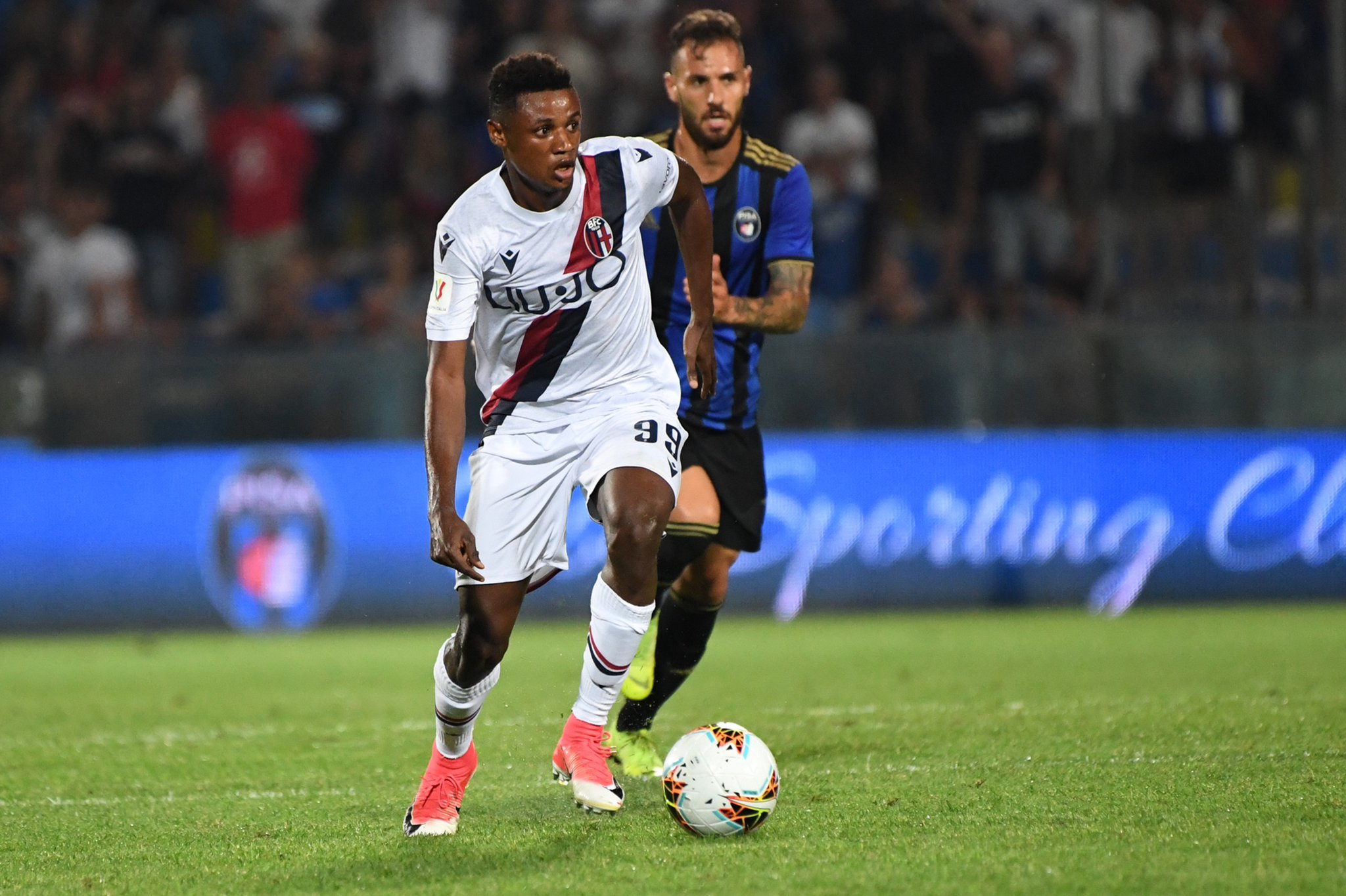 Ex- Flying Eagles Midfielder Micheal Extends Bologna Contract Till 2024