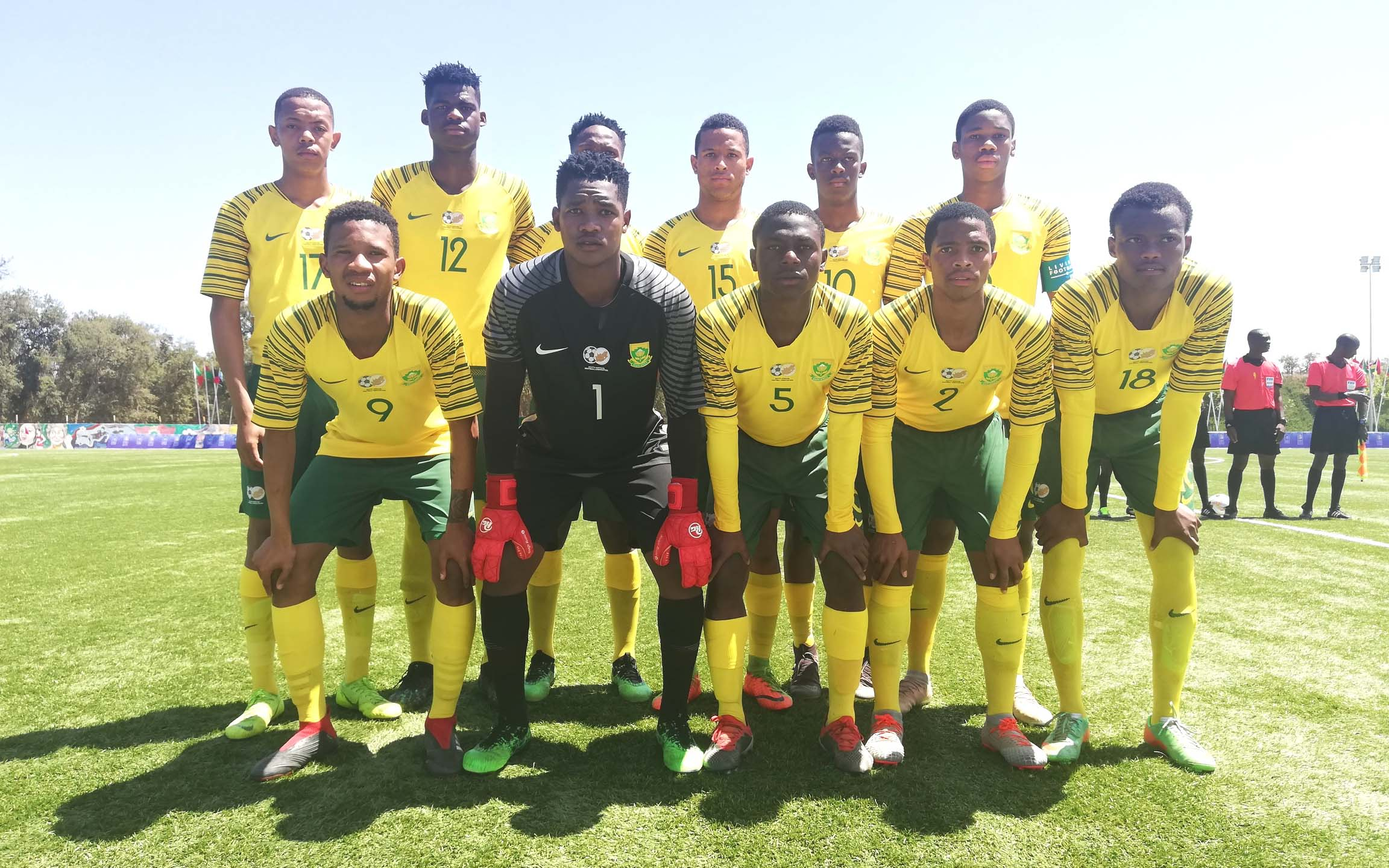 12th AAG: South Africa U-20 Coach Mkhalele Rues Defeat To Flying Eagles
