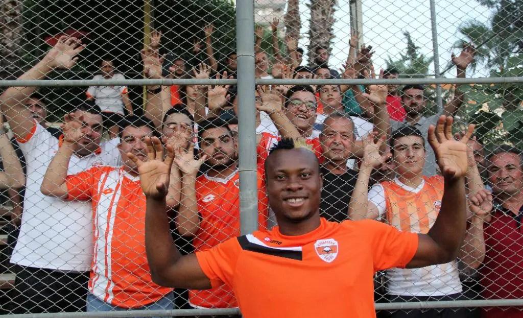 Nigeria Striker Eze Joins Adanaspor On Loan From Sturm Graz
