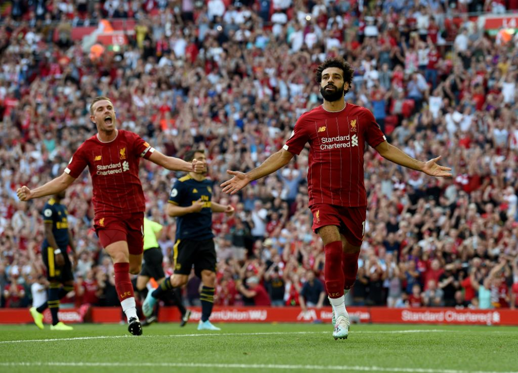 Mohamed Salah Most Valuable African Player In Europe €100M For 2021/22 Season