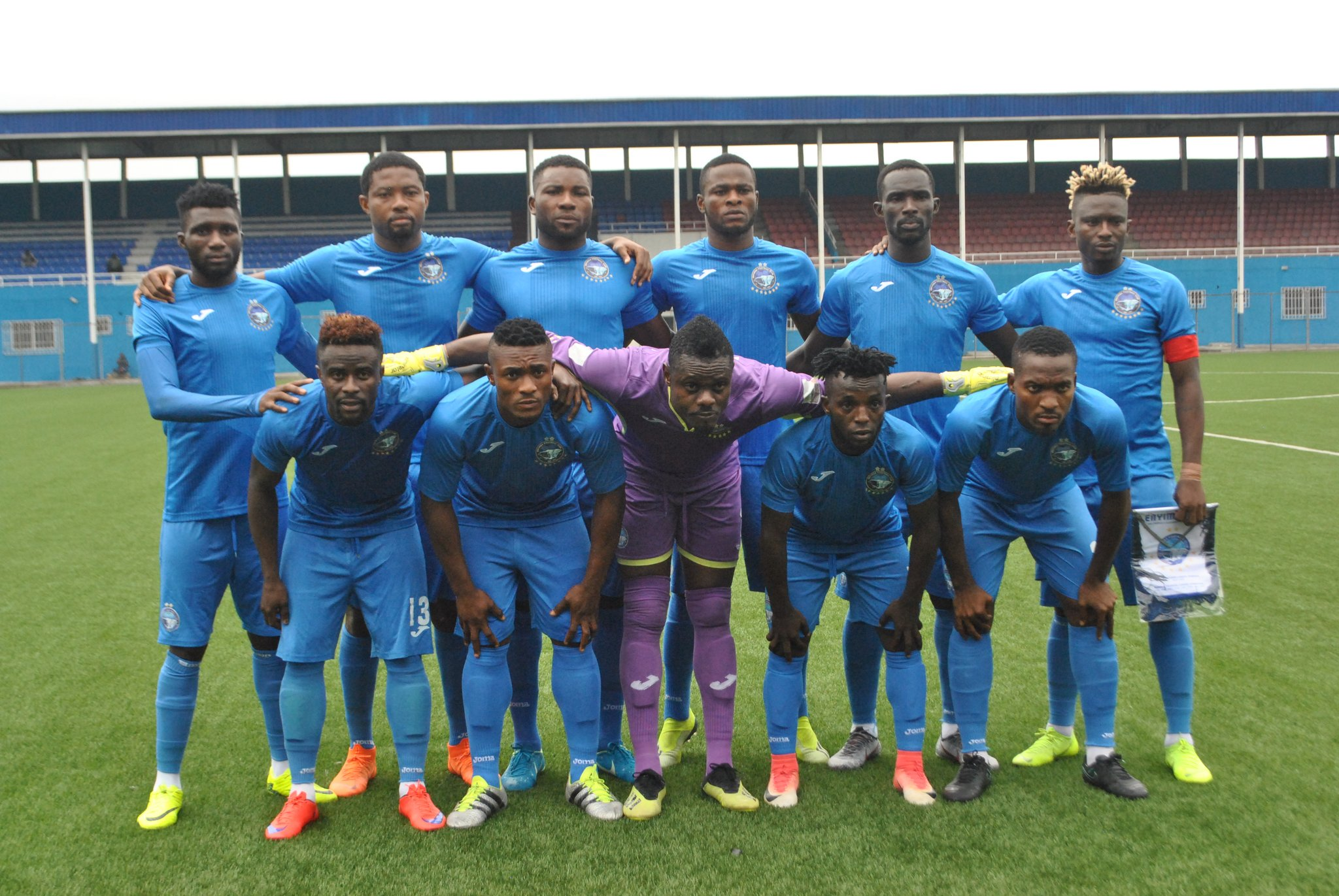 Enyimba Coach, Abd'Allah: Rahimo Lost CAFCL Prelim Round In The 1st Leg