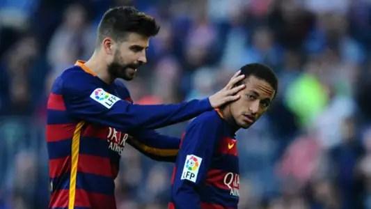 Pique Wants  Neymar Back At Barcelona