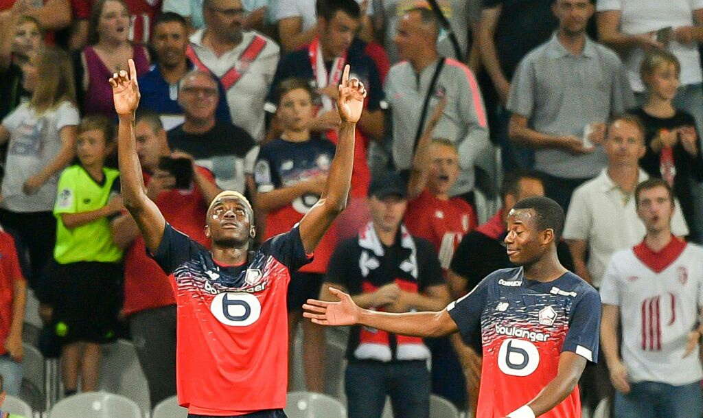 Osimhen Hails Lille Wonderful Team Performance In Win Vs Saint Etienne