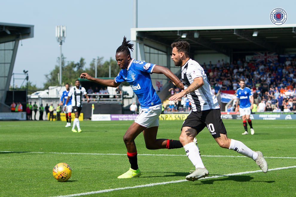 Aribo: Accepting To Represent Nigeria The Best Decision For Me