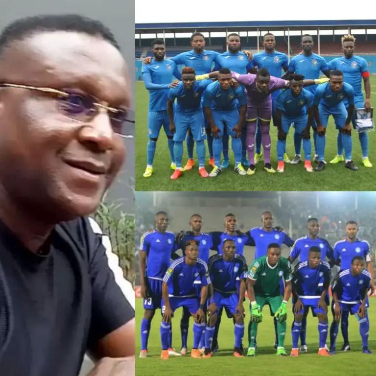 CAFCL: Anyansi-Agwu Assures Enyimba Won't Underrate Al Hilal; Apologises For Empty Stadium Match Vs Rahimo