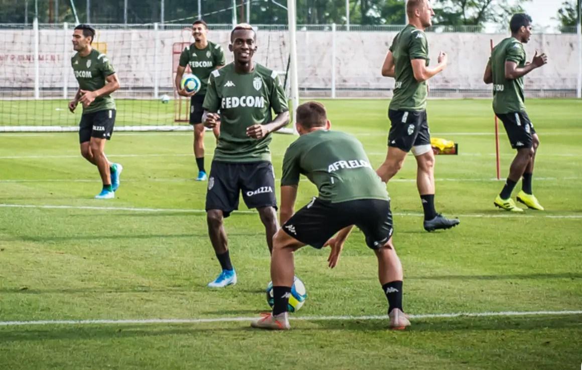 Monaco Coach, Jardim: Onyekuru Has Boosted  Our Attack