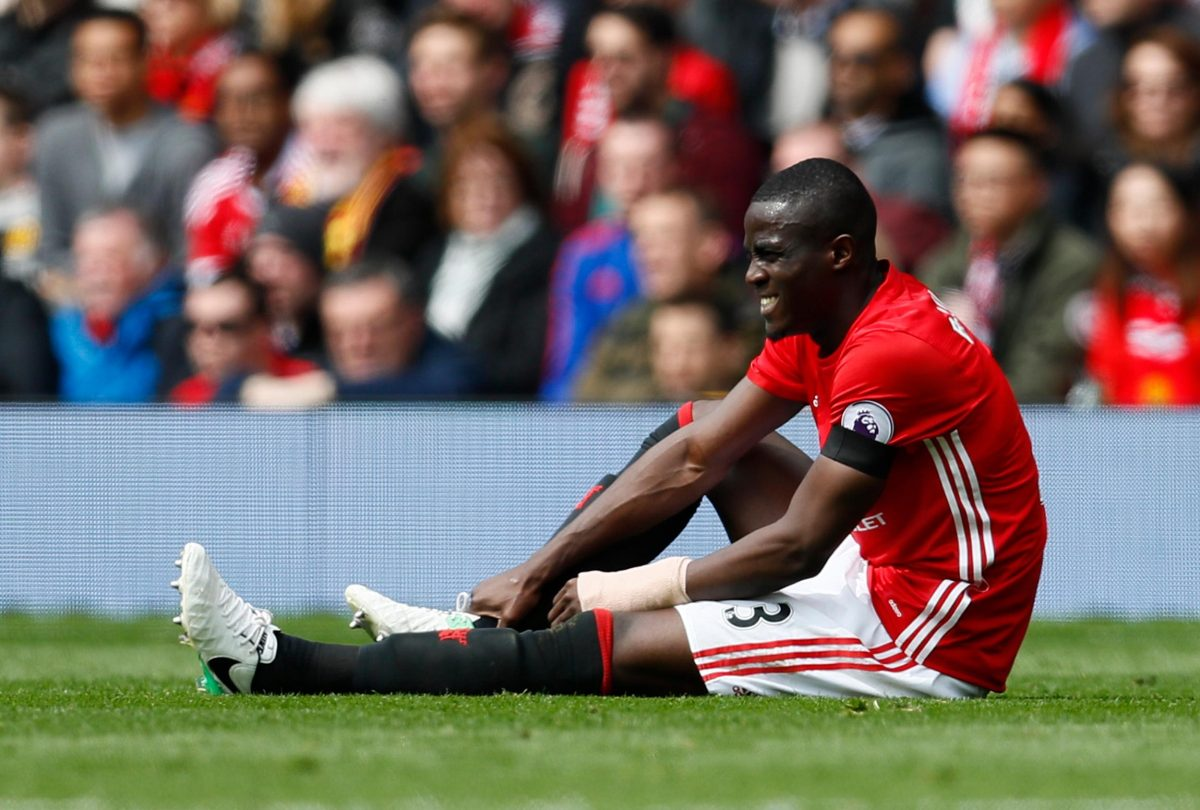Bailly News Gives United A Boost