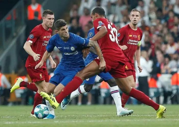 Chelsea v Leicester City Team News