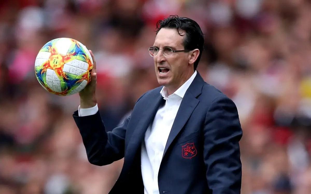 Emery Gives Pepe Update
