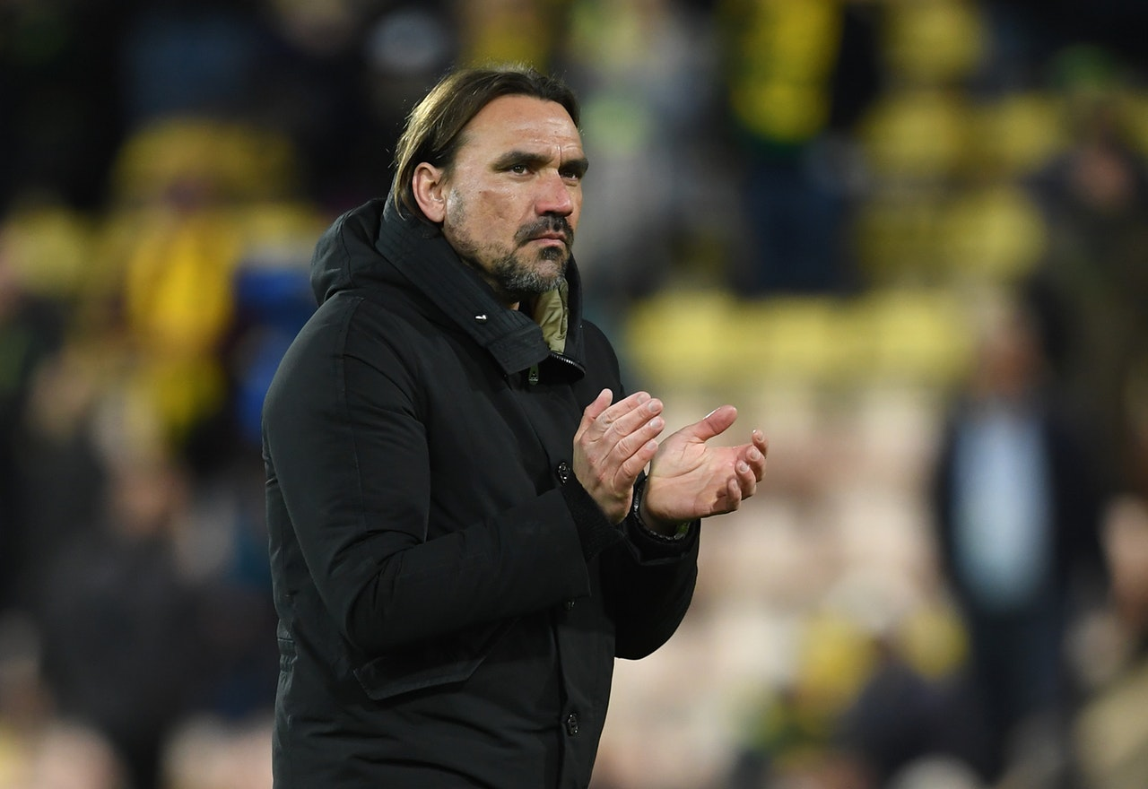 Farke looks To Ease Pressure On Canaries