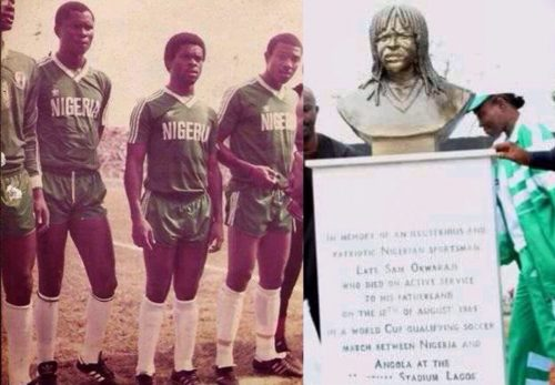 Okwaraji – 30th Year Memorial: NFF Pays Tribute To Late Super Eagles Legend