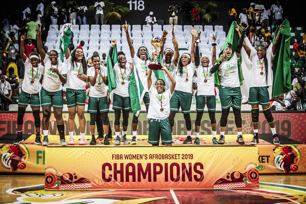 President Buhari Congratulates D'Tigress On 2019 AfroBasket Title Win