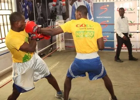 WABU President Aboderin Recommends GOtv Boxing NextGen Search 5 To Young Boxers
