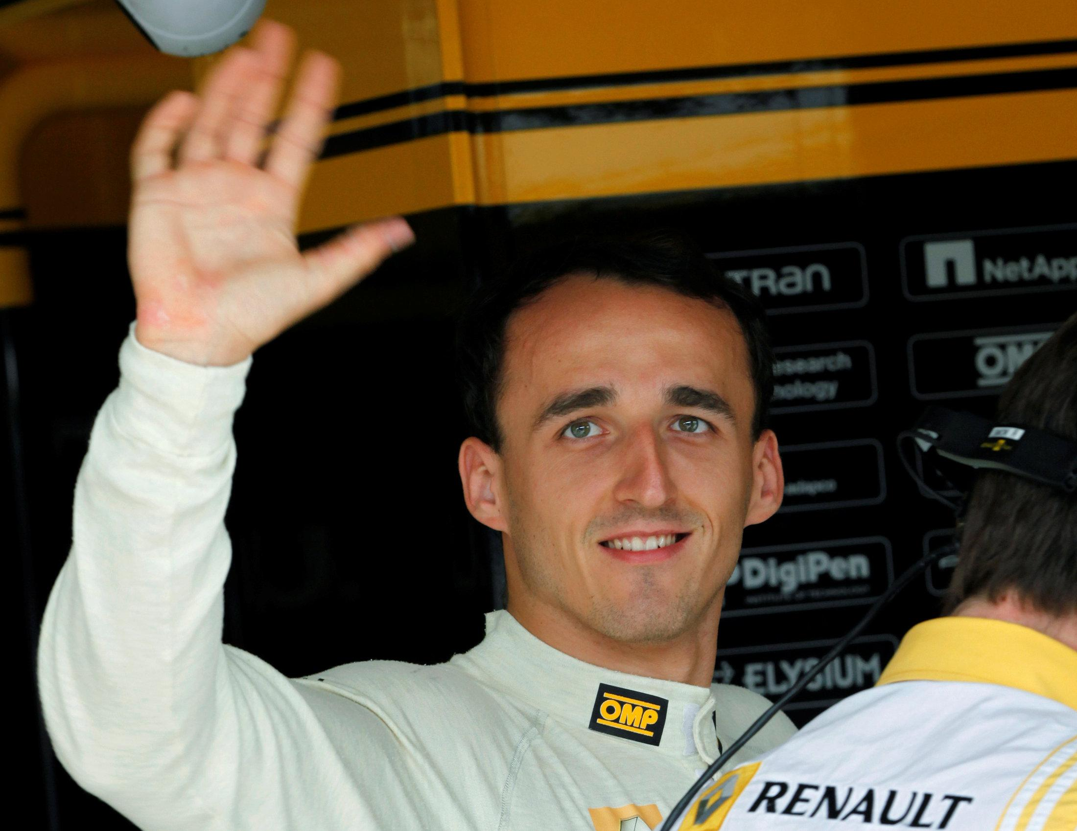 Kubica Calls For Williams Consistency
