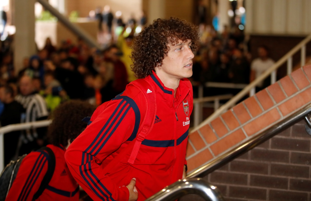 Luiz Looking To Take Gunners Back Into The Elite