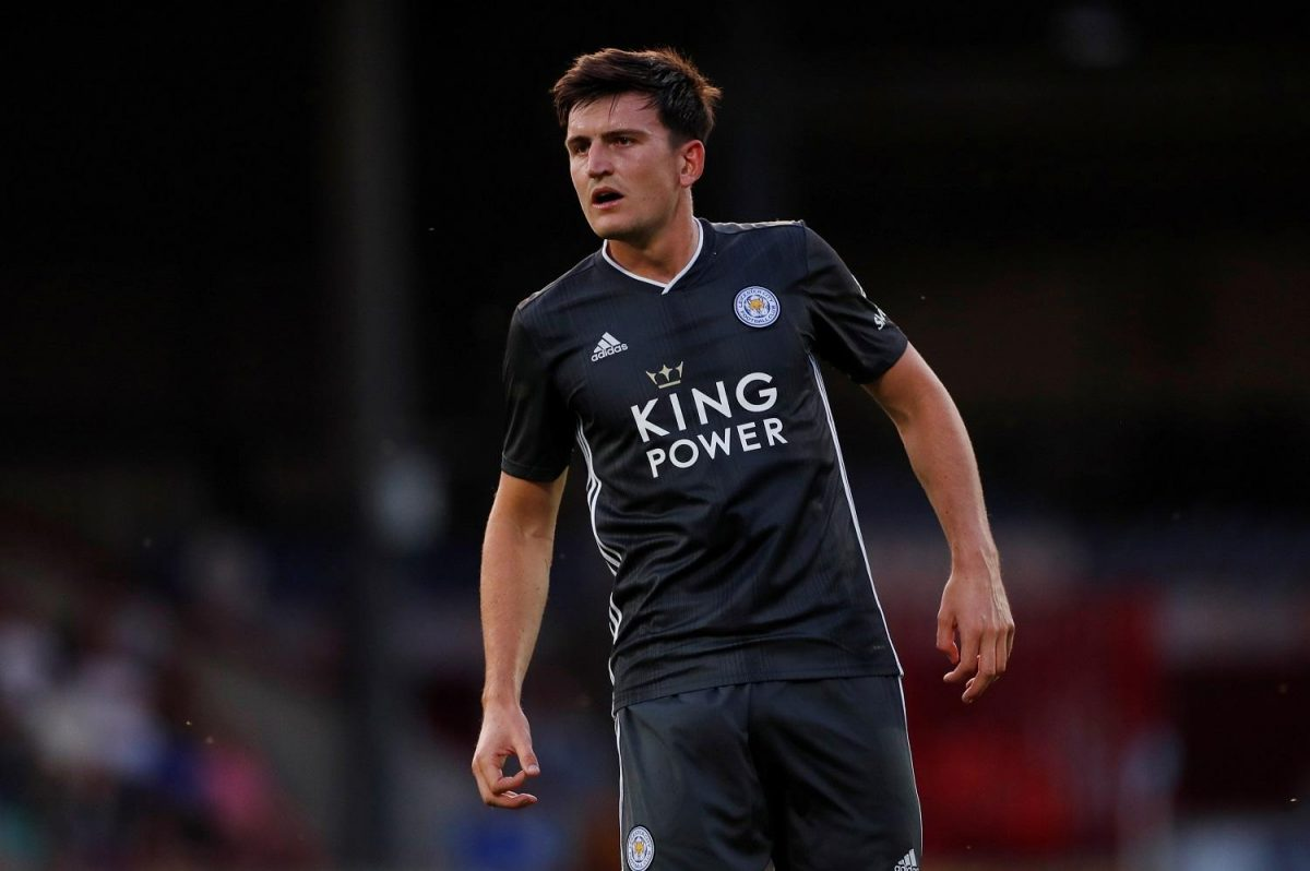 Maguire Poised To Complete Huge £80m United Move