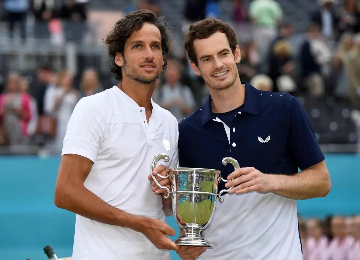 Murray And Lopez Progress In Toronto