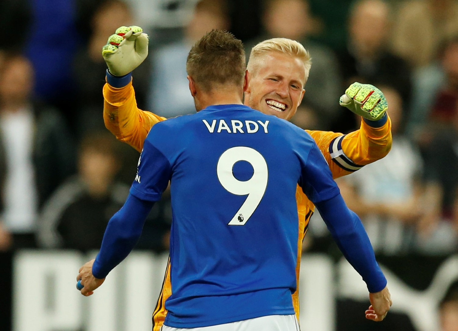Newcastle United 1-1 Leicester City (Leicester won 4-2 on penalties)